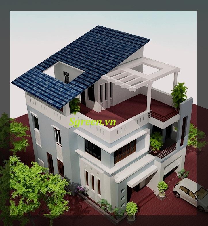 Nhà phố, Thạch Thất, Hà Nội